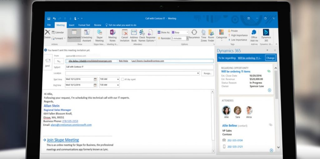 Why upgrade to Dynamics 365