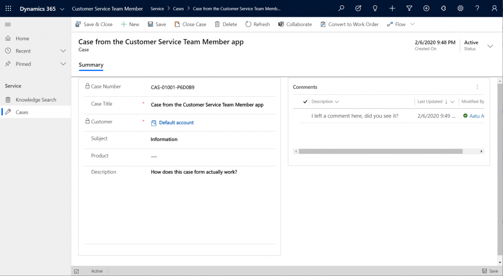 Dynamics 365 Licensing Enforcement