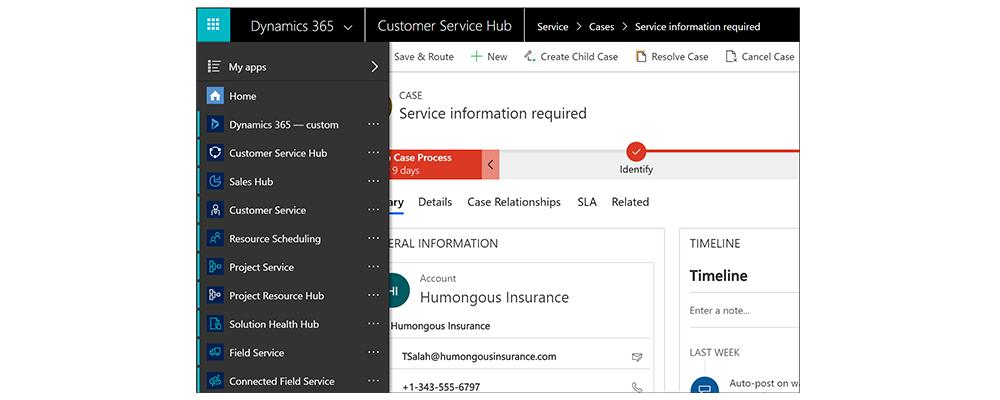 dynamics 365 customer service depreciations