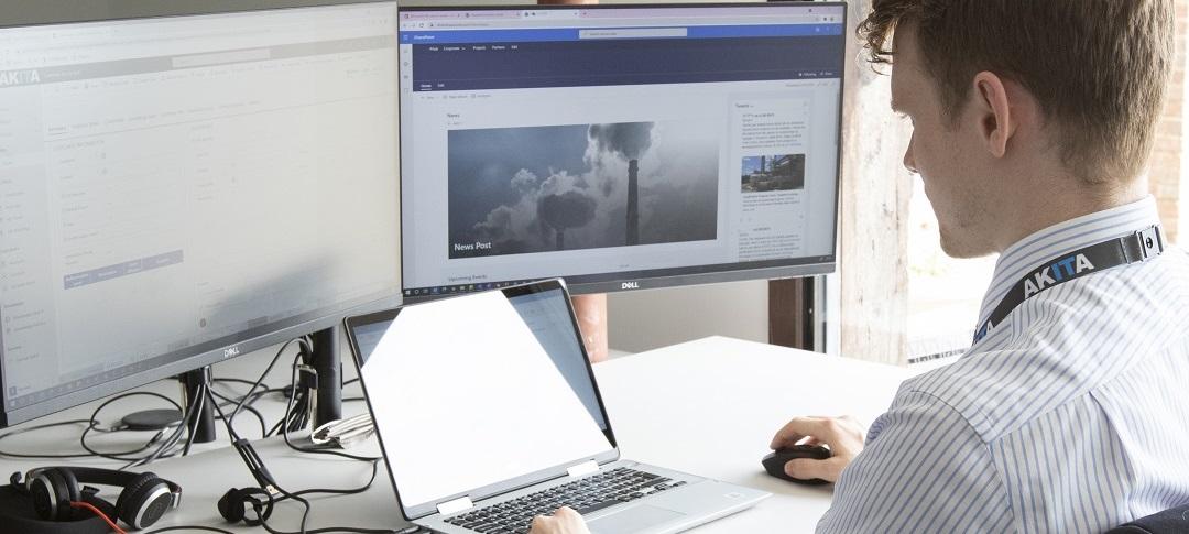 microsoft sharepoint intranet development